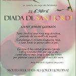 Regala Cinegeticat per Sant Jordi