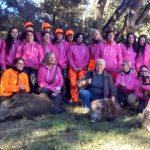 Cap de setmana de becades i dones caçadores