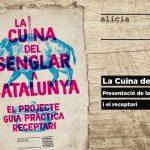 La Fundació Alícia i la Fundació Catalunya La Pedrera presenten 'La Cuina del senglar a Catalunya'