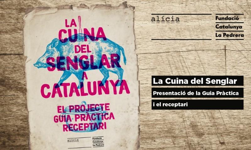 La Fundació Alícia i la Fundació Catalunya La Pedrera presenten 'La Cuina del senglar a Catalunya' 1