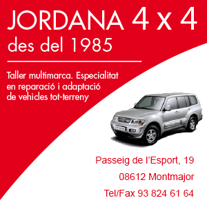 Jordana 4×4