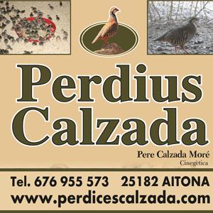 Perdius Calzada